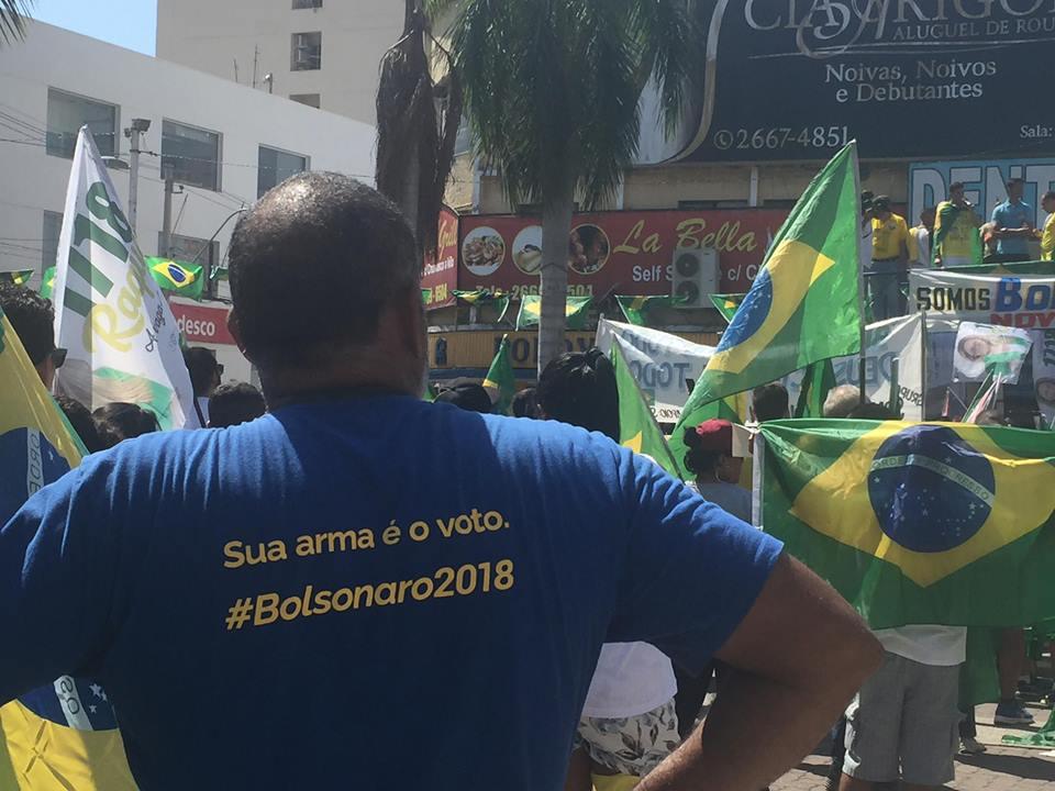 Bolsonaro mantiene una buena evolución y puede recibir alta médica el viernes