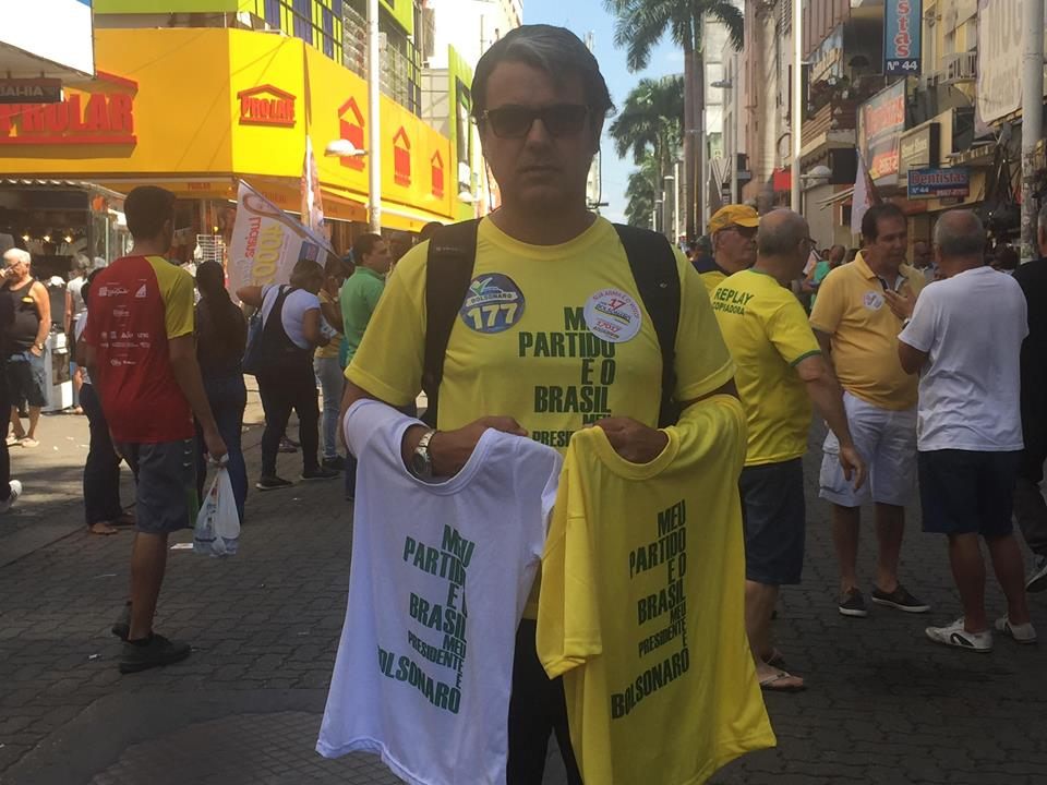 Bolsonaro y Haddad siguen liderando disputa por presidencia brasileña | Internacional | Noticias